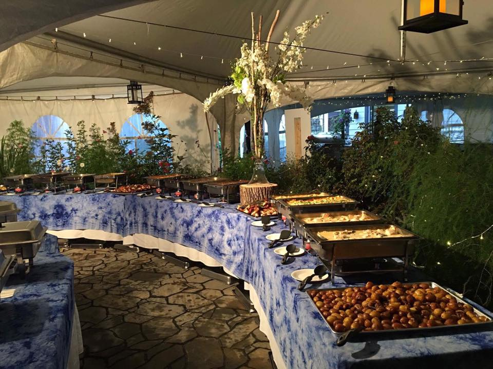 Taormina Lounge catering