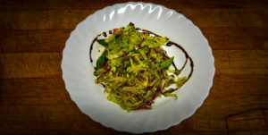 Salad with Dressing at Taormina Lounge